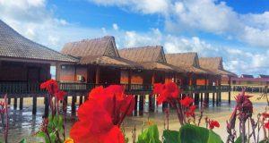 Objek Wisata Danau Napangga Sumatratimes